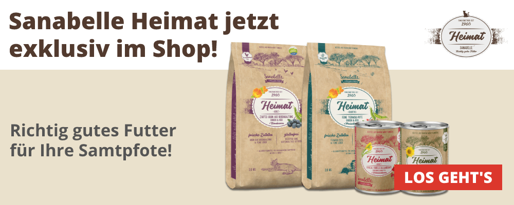 Sanabelle Heimat - Exklusiv im Shop!
