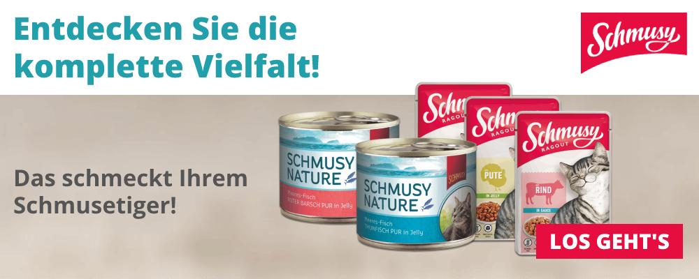 Schmusy - Komplette Vielfalt