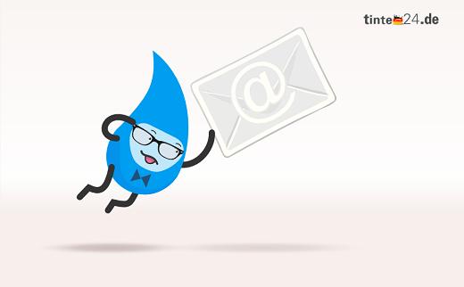 So geht's: Ein kleiner E-Mail-Knigge