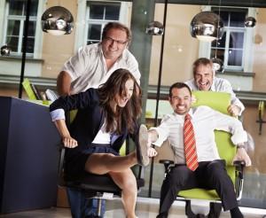 Spaß im Büro – Auch zwischen den Jahren