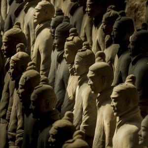 Die Terrakotta-Armee aus dem 3D-Drucker – Alte Krieger, neue Konflikte