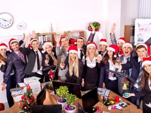 Der kleine Büro-Knigge: Die Weihnachtsfeier