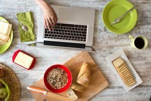 Gesund und lecker durch den Büroalltag