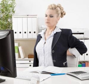 Nie wieder Rückenschmerzen im Büro – das könnt ihr tun