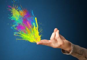 Tinte auf Händen und Kleidung: so geht´s wieder raus