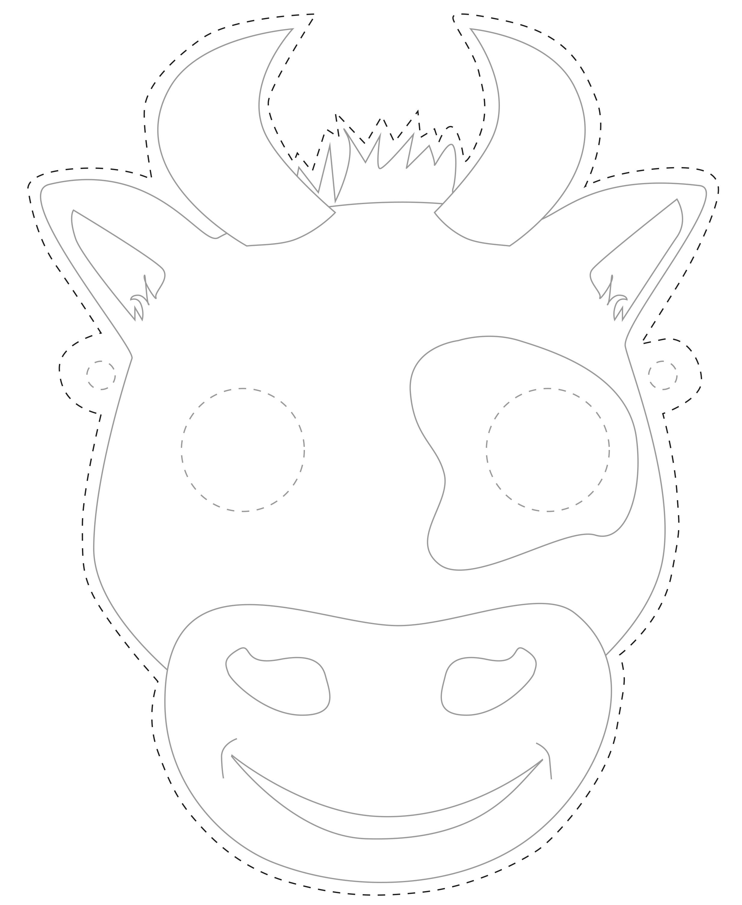 Erfreut Druckbare Gesichtsmaske Vorlage Ideen - Entry Level Resume ...