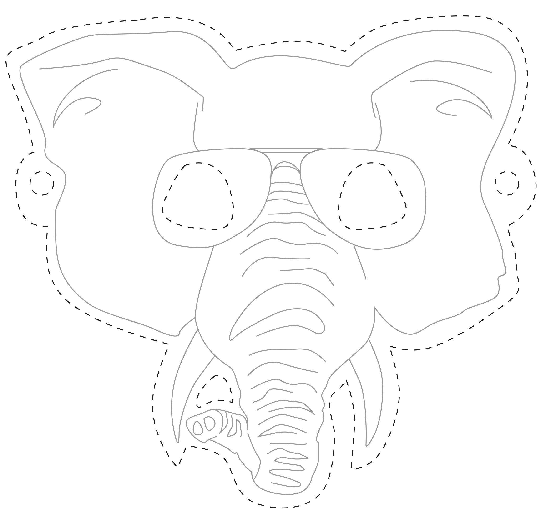 Ausgezeichnet Maskenvorlagen Sind Druckbar Ideen - Beispiel ...