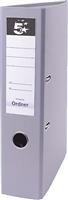 Ordner Standard Kunststoff, 75mm, grau 5 Star 070102
