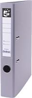 Ordner Standard Kunststoff, 47mm, grau 5 Star 070129