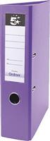Ordner Standard Kunststoff, 75mm, violett 5 Star 444944