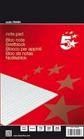 Briefblöcke CF, liniert, 70g 5 Star 794494