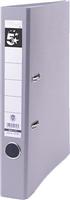 Ordner Kunststoff 50mm, grau, Rücken 50mm 5 Star 794796