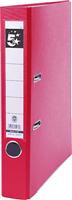 Ordner Kunststoff 50mm, rot, Rücken 50mm 5 Star 794974
