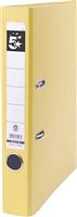 Ordner Kunststoff 50mm, gelb, Rücken 50mm 5 Star 795023