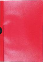 Klemmmappen, rot, A4 5 Star 805276