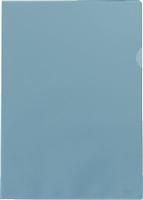 Sichthüllen A4 PP, blau, geprägt, A4, 120my, 5 Star 809820