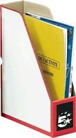 Stehsammler, rot, Karton, 330x250x80mm 5 Star 903512