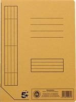Karton-Schnellhefter, chamois, Inh. 10 5 Star 914492