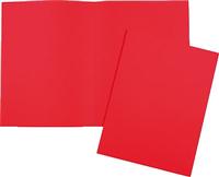 Aktendeckel, rot, 240x320mm, Inh. 100 5 Star 914522