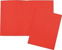 Aktendeckel, orange, Recycling-Karton, 5 Star 914581