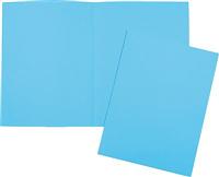 Aktendeckel, blau, Inh. 100 5 Star 914646