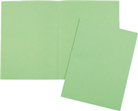 Aktendeckel, grün, 240x320mm, Inh. 10 5 Star 914662