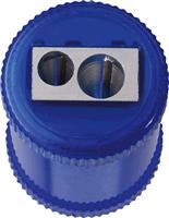 Doppel-Dosenspitzer, blau 5 Star 925001