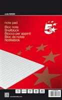 Briefblock CF, rautiert, 70g 5 Star 925230
