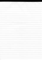 Notizblock o.Deckblatt holzfrei, weiß, liniert, 5 Star 929909