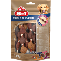 8in1 8in1 Triple Flavour Skewers 6 pieces (144632)
