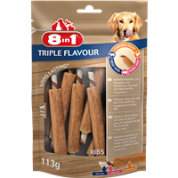 8in1 Triple Flavour Ribs 6 pieces (144700)