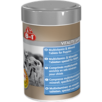 8in1 Multi Vitamin Tabletten - Junior - 100 Stück (4048422105640)