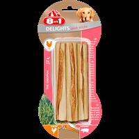 8in1 Pork Delights Kausticks - 3 Stück (4048422122135)
