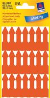 Pfeil-Etikett AVERY Zweckform 3008