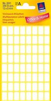 Vielzweck-Etikett AVERY Zweckform 3041