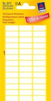 Vielzweck-Etikett AVERY Zweckform 3073