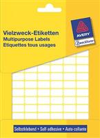 Vielzweck-Etikett AVERY Zweckform 3311