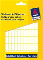 Vielzweck-Etikett AVERY Zweckform 3317
