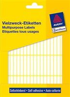 Vielzweck-Etikett AVERY Zweckform 3322