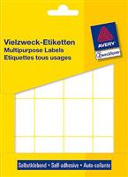 Vielzweck-Etikett AVERY Zweckform 3326
