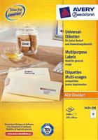 Universal Etikett AVERY Zweckform 3424-200