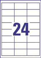 Universal Etikett AVERY Zweckform 6172