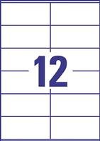 Universal Etikett AVERY Zweckform 6175