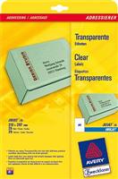 Inkjet-Etiketten AVERY Zweckform J8567-25