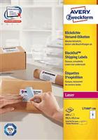 Adressetiketten QuickPeel AVERY Zweckform L7166-100