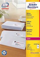 Adressetiketten QuickPeel AVERY Zweckform L7173-100