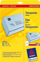 Laser-Etiketten AVERY Zweckform L7567-25