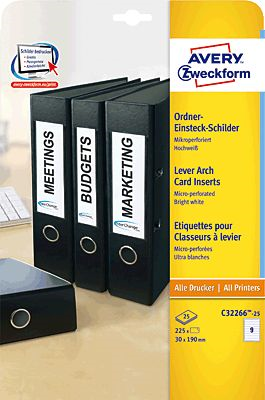 AVERY Zweckform C32266-25