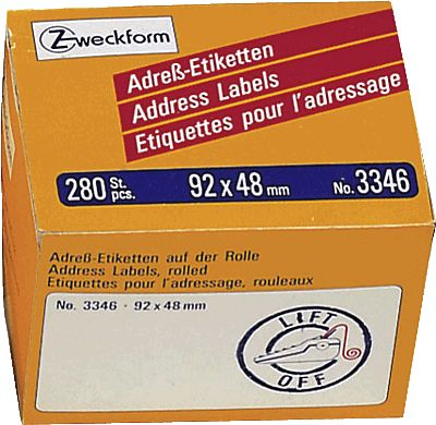 AVERY Zweckform 3346
