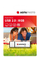 USB 2.0 Stick 8 GB Agfa Photo 10512